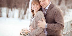 Стильные зимние аксессуары для жениха