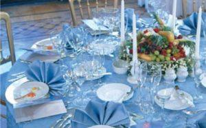 Декор свадьбы в стиле Снежная королева